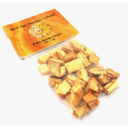 28gms Palo Santo Wood Chips